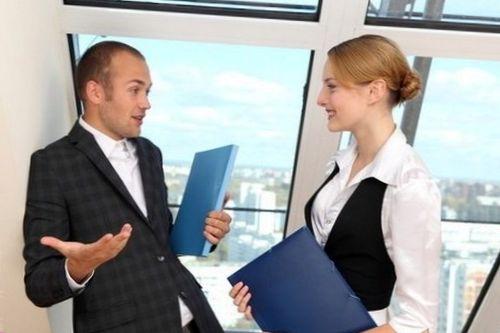 Как оформить прием на работу временно?