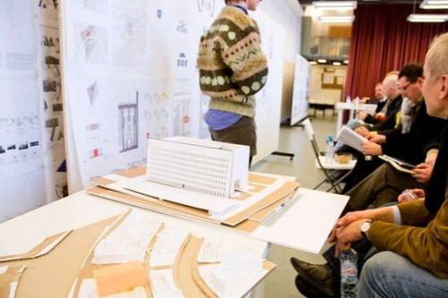 Работа для студентов архитекторов